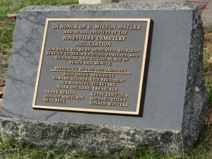 Hatlee Trustees Memorial