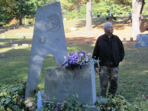 Robert Van Patten Sr.,father of Clifton Park because of construction of over 5000 homes
